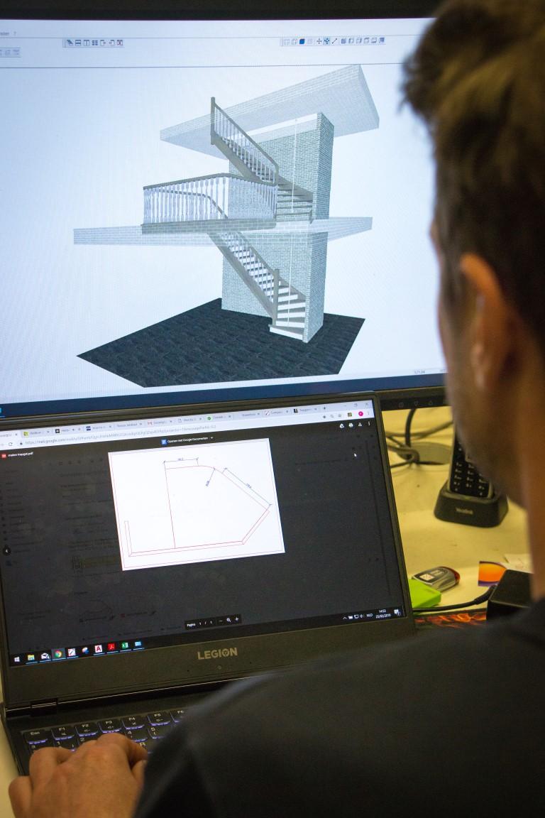 Design Trappen
