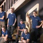 Team Trappenmakerij Wim Van Loon